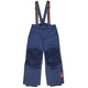 Finkid Romppa Plus Winter Pants Kids Navy